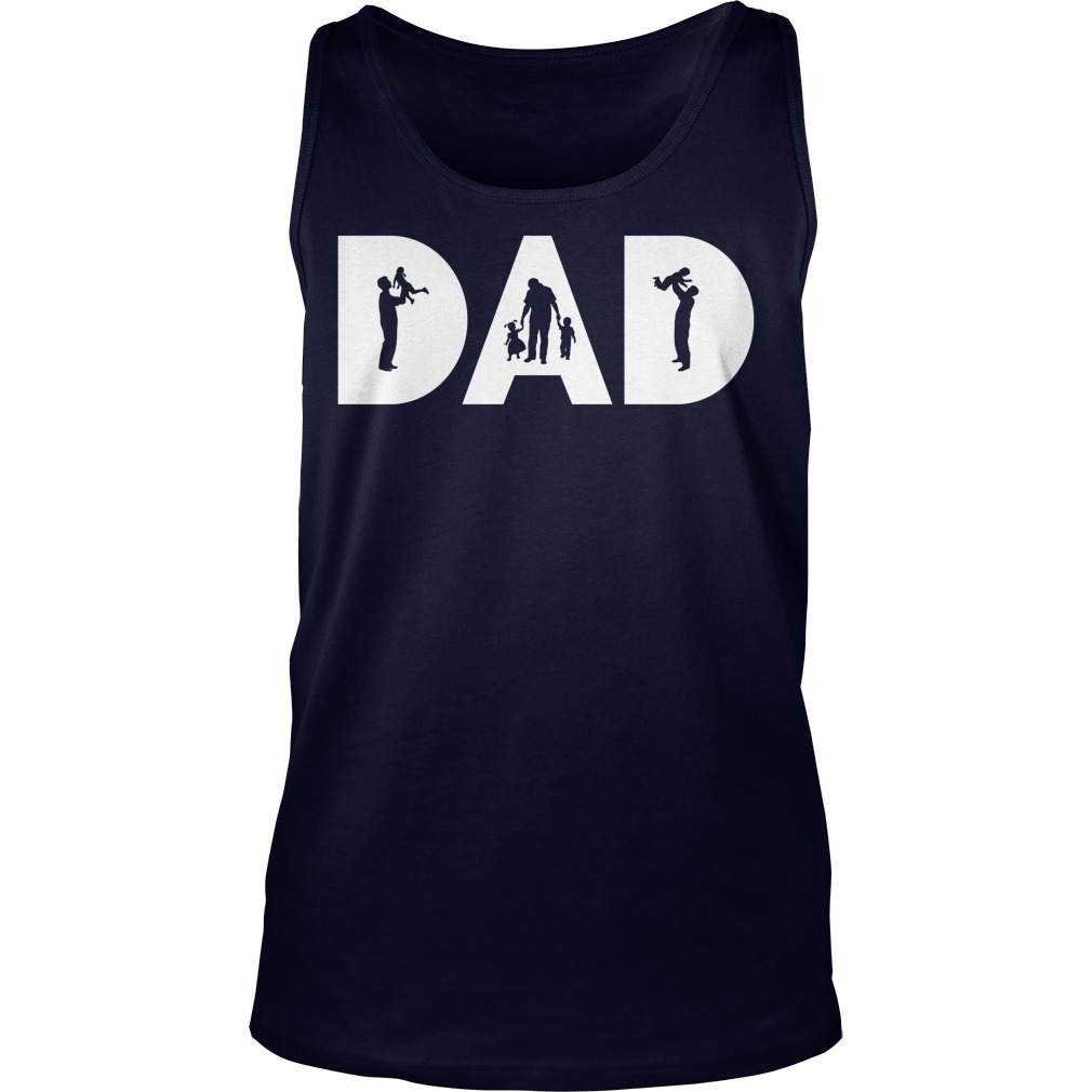 Father's day shirt, Ladies V-Neck, Youth Tee, Unisex Tank Top
