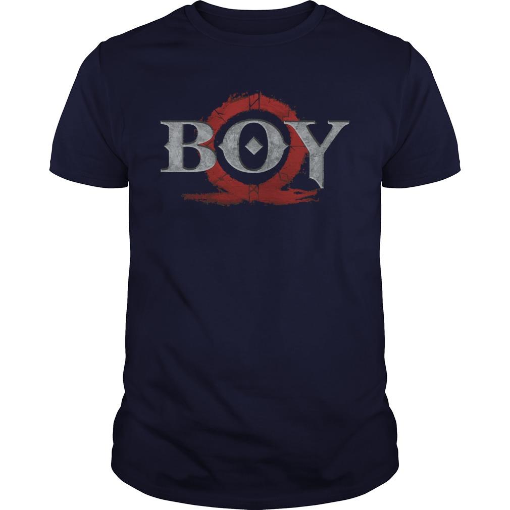 God of War Boy shirt Guys Tee