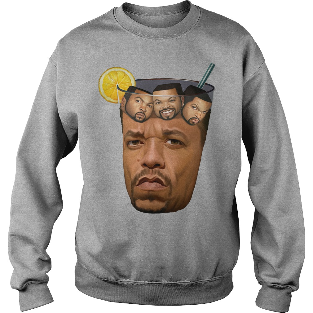 Ice T Ice Cube SHIRT, Unisex Longsleeve Tee, Sweat Shirt