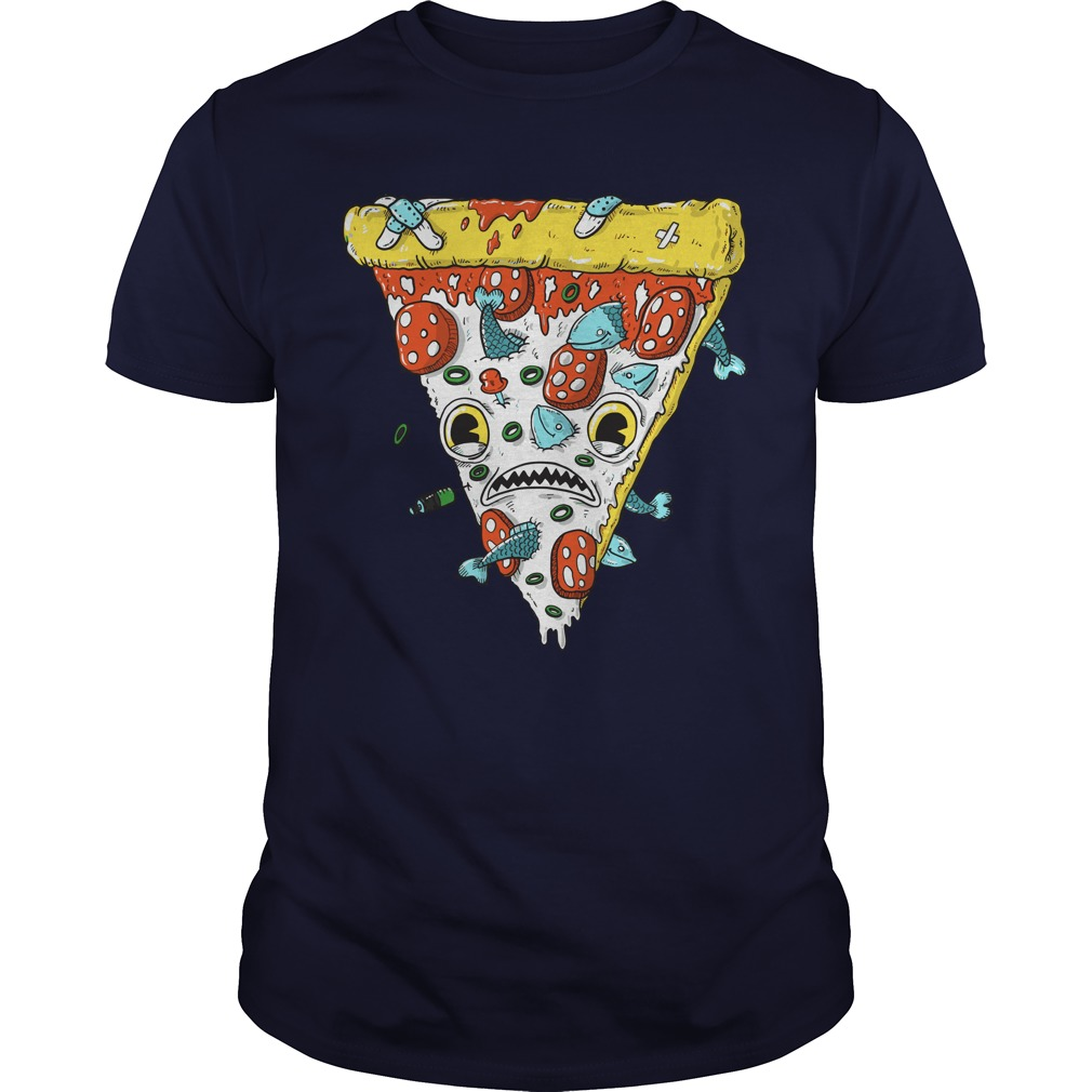 Pizza shirt Guys Tee