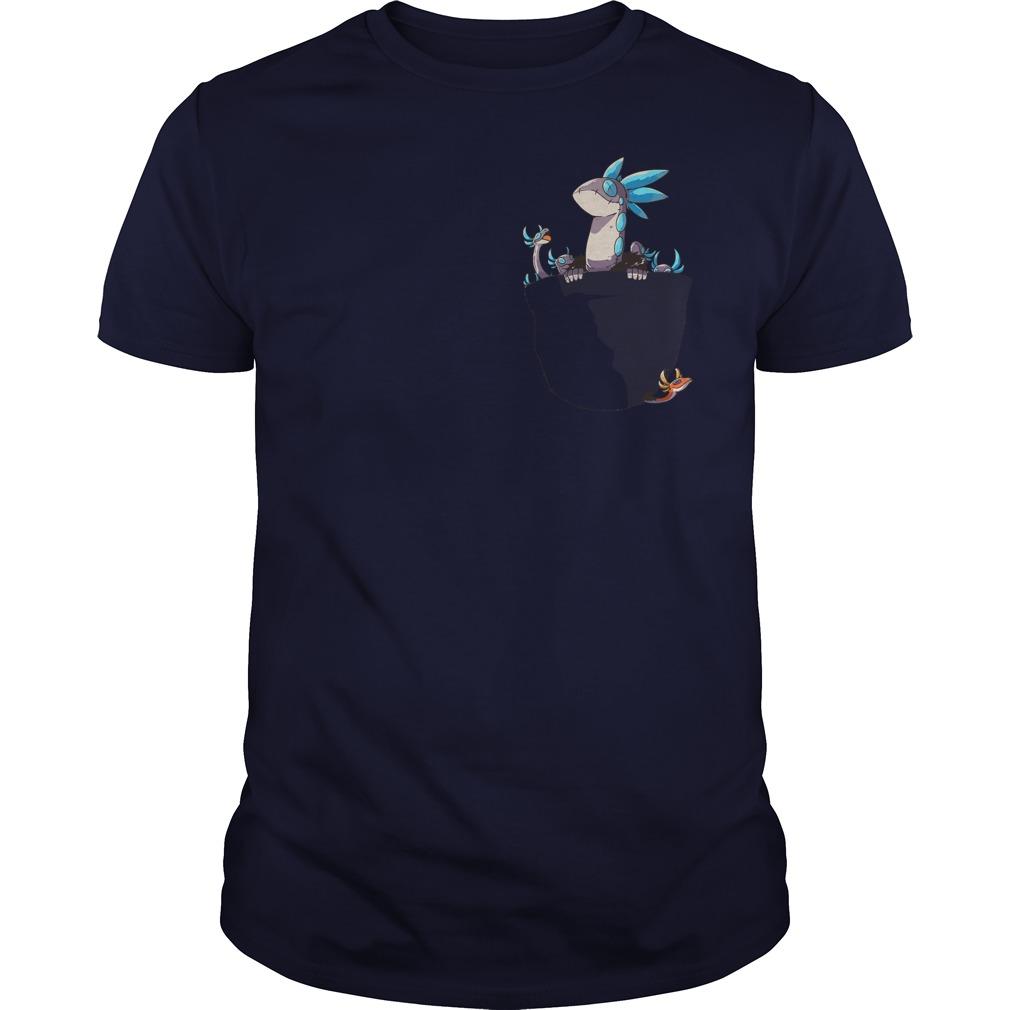 Pocket Wigglers shirt, Ladies V-Neck, Hoodie, Unisex Tank Top