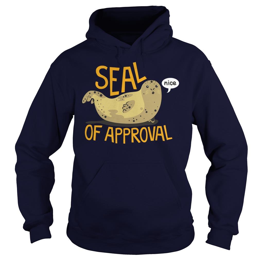 Seal of Approval SHIRT, Unisex Tank Top, Ladies Tee, Hoodie