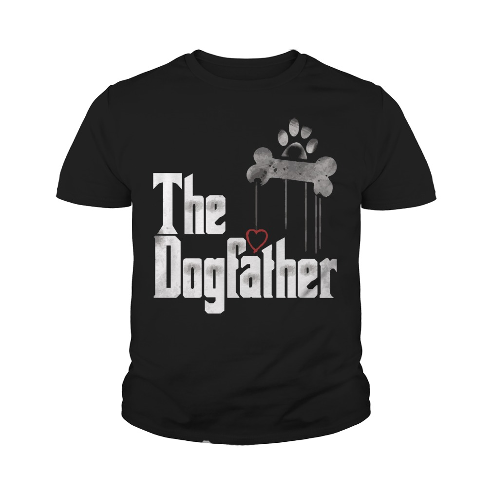 The Dogfather Shirt Youth Tee