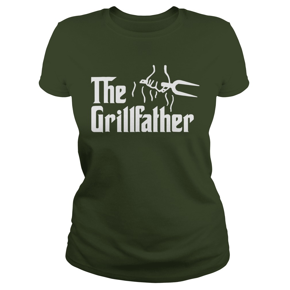 The Grillfather shirt