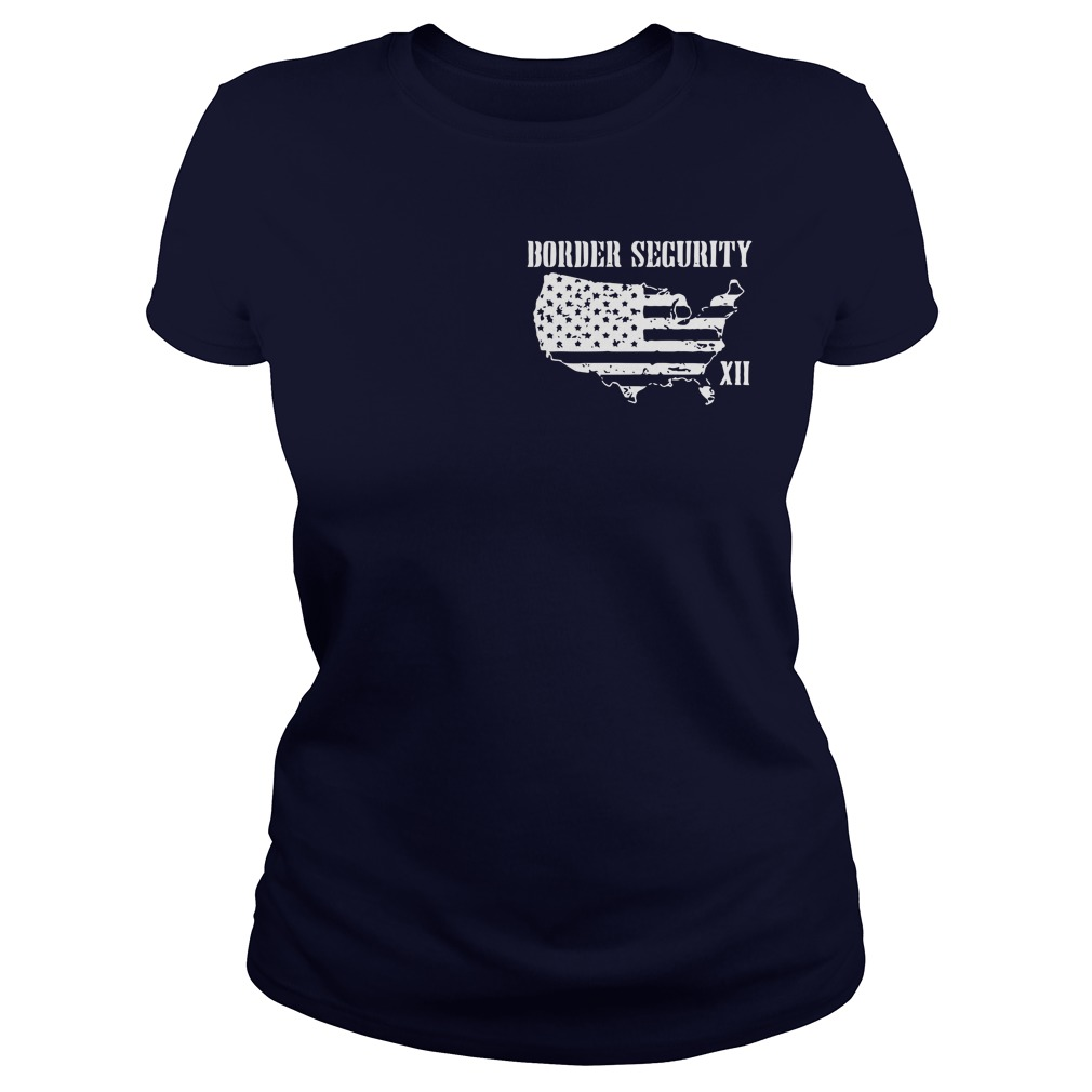 Warning Illegally entering The United States may cause separation anxiety shirt, guy tee, lady tee