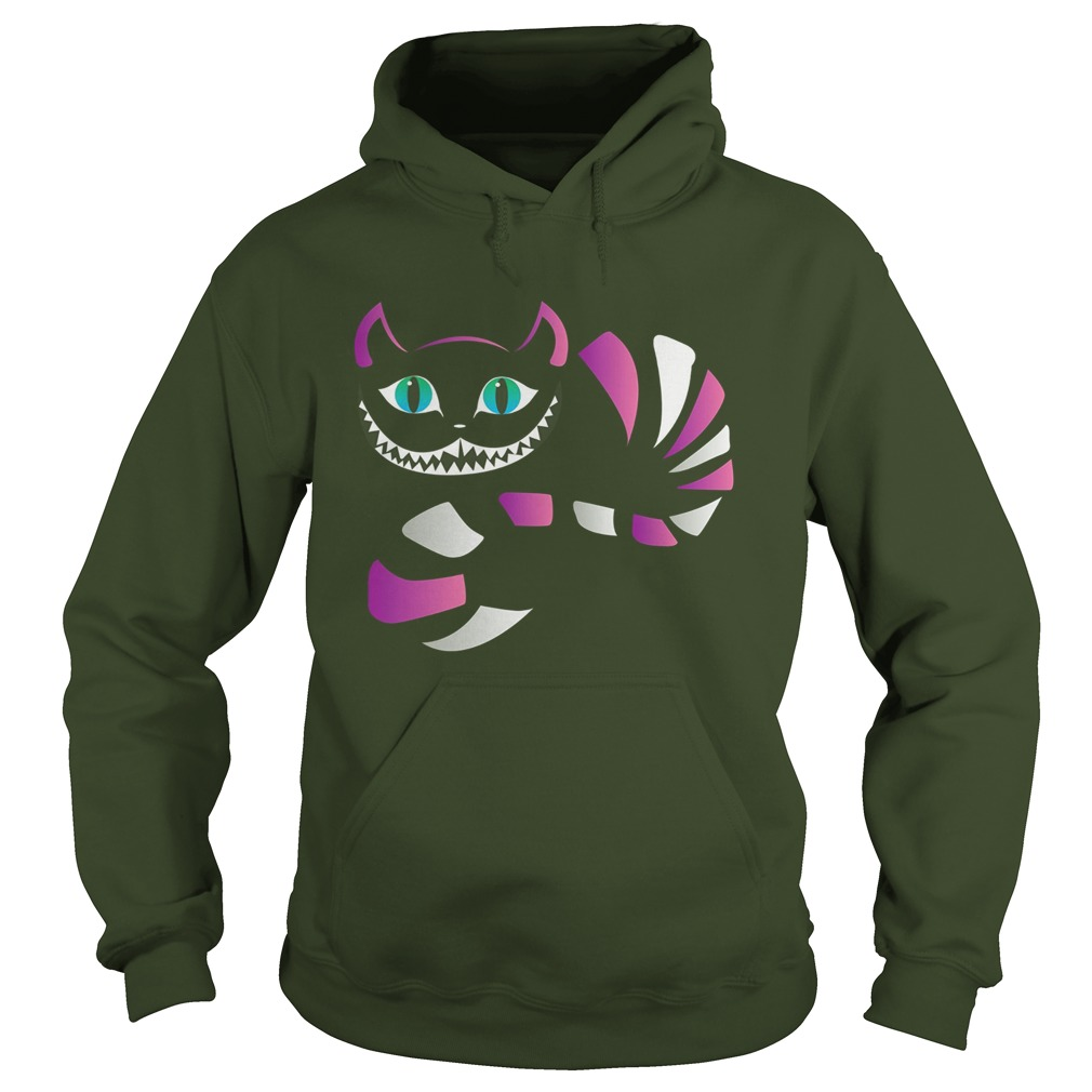 Cheshire Faced Cat Shirt, Hoodie, Guy Tee