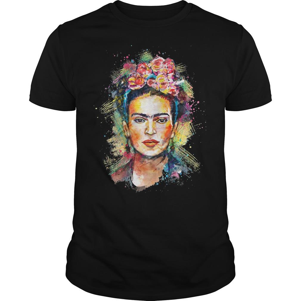 Frida Kahlo Shirt, Hoodie, Lady Tee