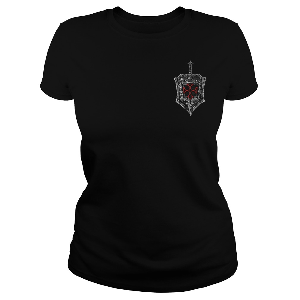 Knights Templar for those I love I will do great and terrible things shirt, hoodie, guy tee