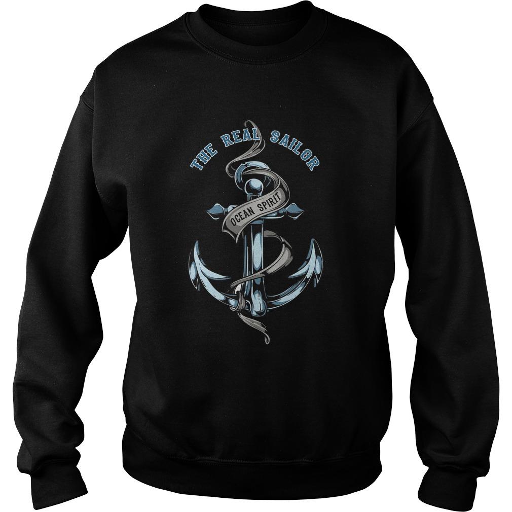 Real Sailor Shirt, Guy T-Shirt, Sweat Shirt