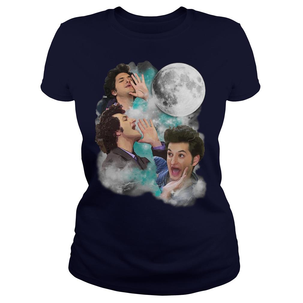 The Woooorst Jean Ralphio Three Moon shirt, Guy Tee, Sweat Shirt