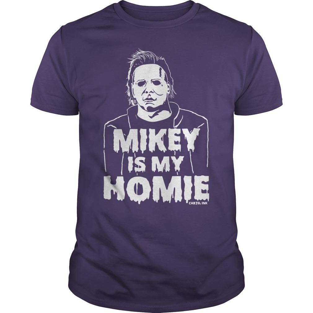 Cartel Ink Mikey is my Homie shirt guy tee