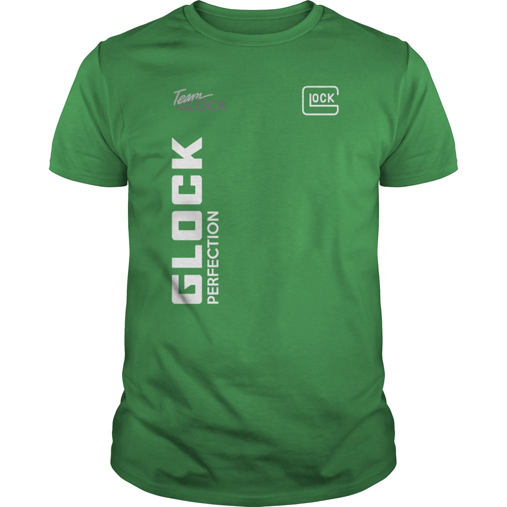 Deadpool team Glock perfection shirt guy tee, Deadpool Glock perfection shirt