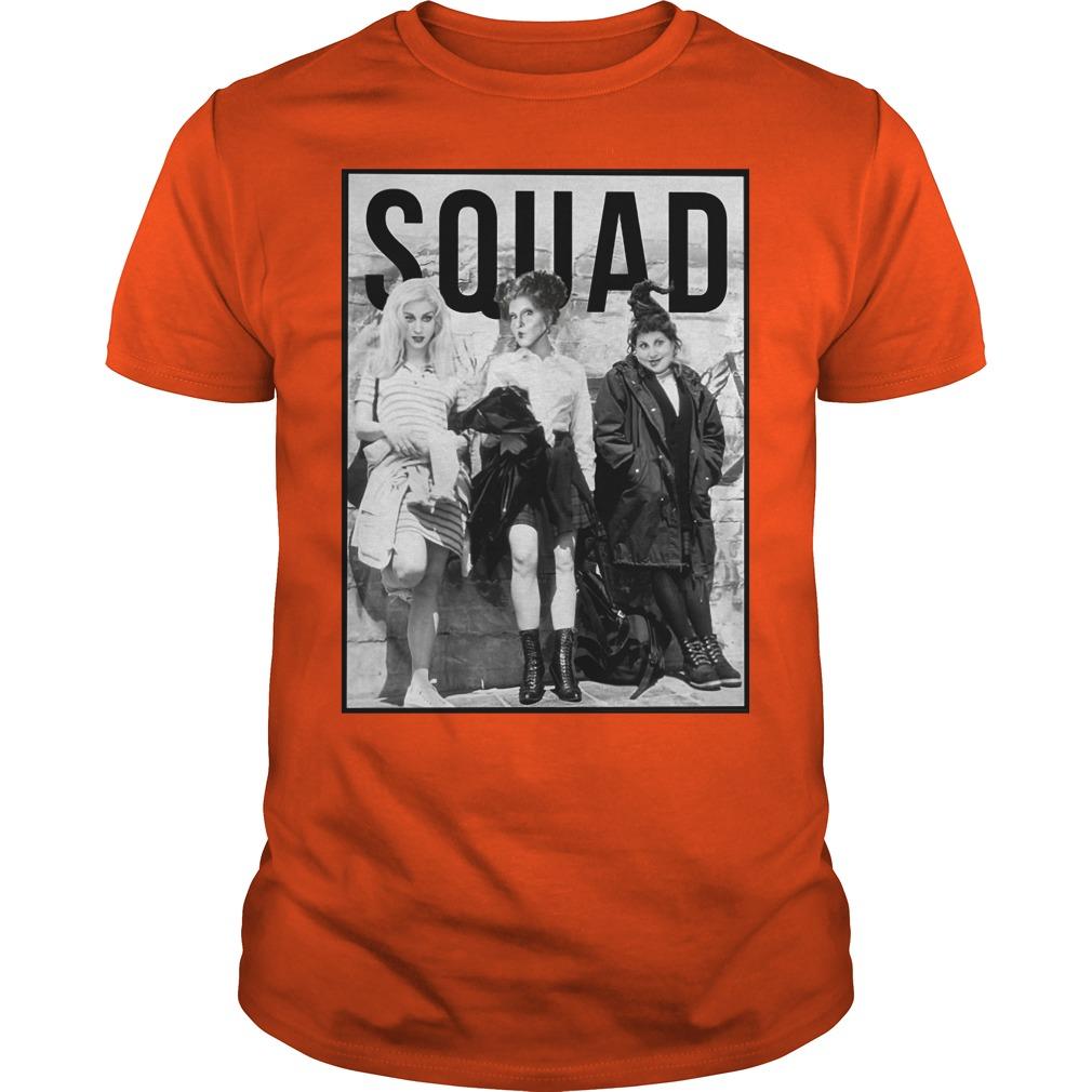 Hocus Pocus squad shirt guy tee - The Craft Hocus Pocus Squad shirt