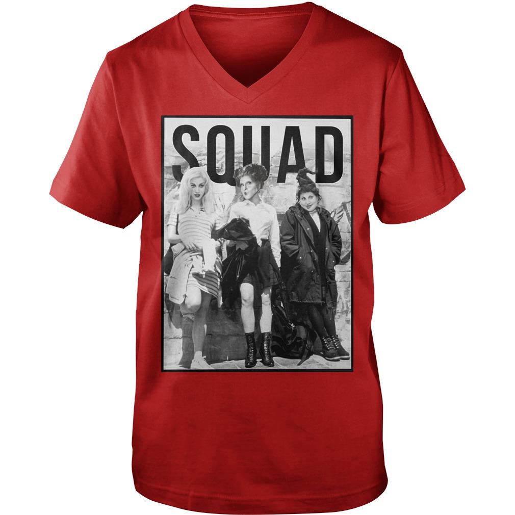 Hocus Pocus squad shirt guy v-neck - The Craft Hocus Pocus Squad shirt