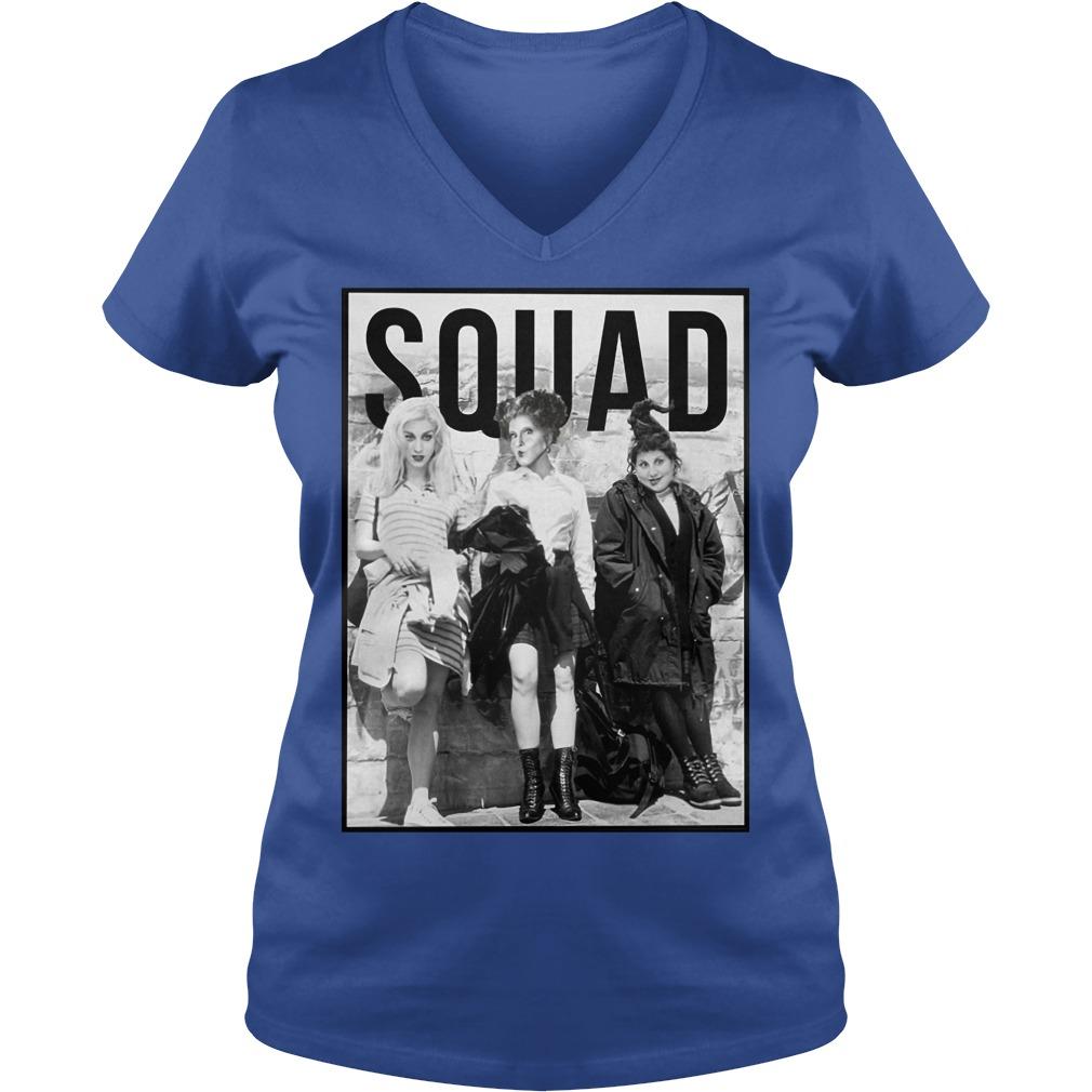 Hocus Pocus squad shirt lady v-neck - The Craft Hocus Pocus Squad shirt