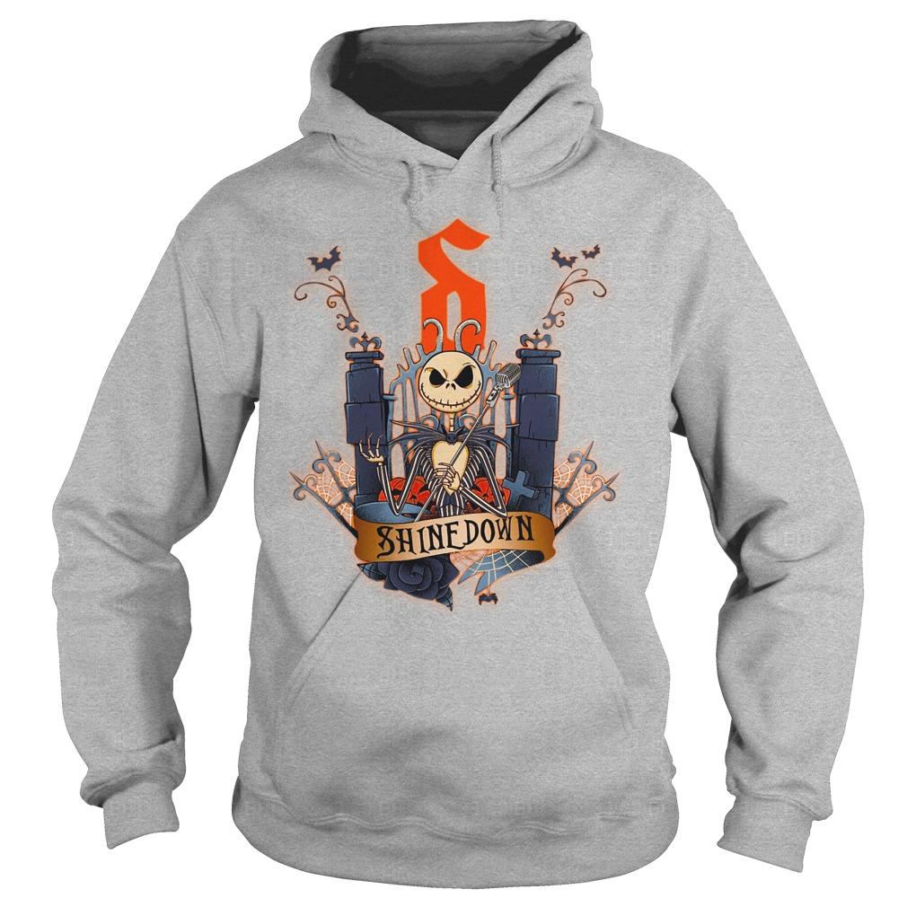 Jack Skellington shirt hoodie