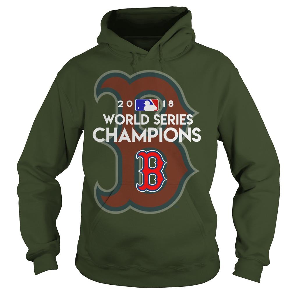 2018 world series champions boston red sox shirt hoodie