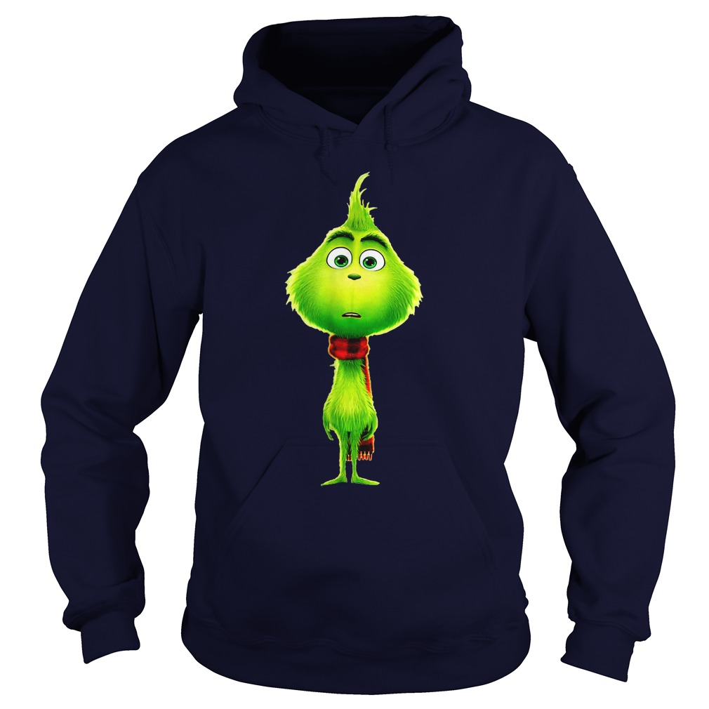 Baby green cute Grinches of Christmas shirt hoodie