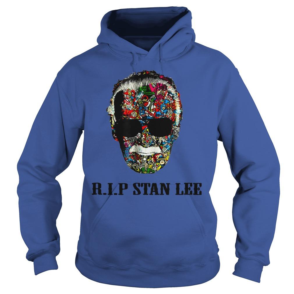 RIP Stan Lee shirt hoodie