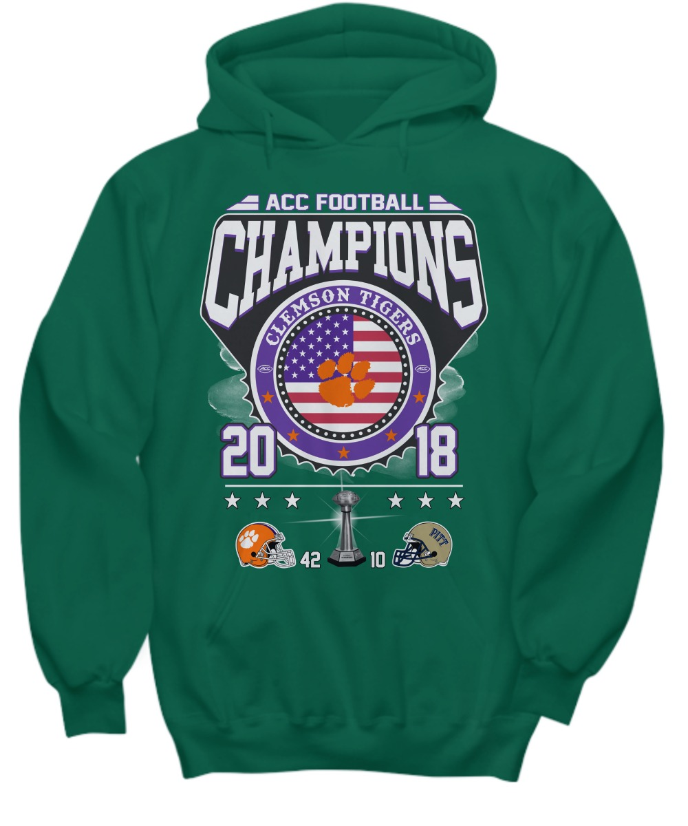 Acc football Champions Clemson Tigers shirt Hoodie