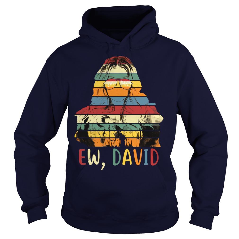 Alexis Ew David Retro shirt hoodie