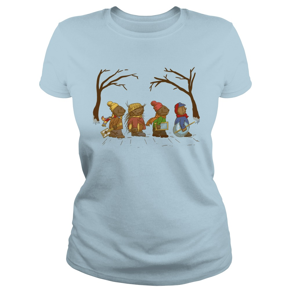 Jug Band Road - Emmet Otter shirt lady tee