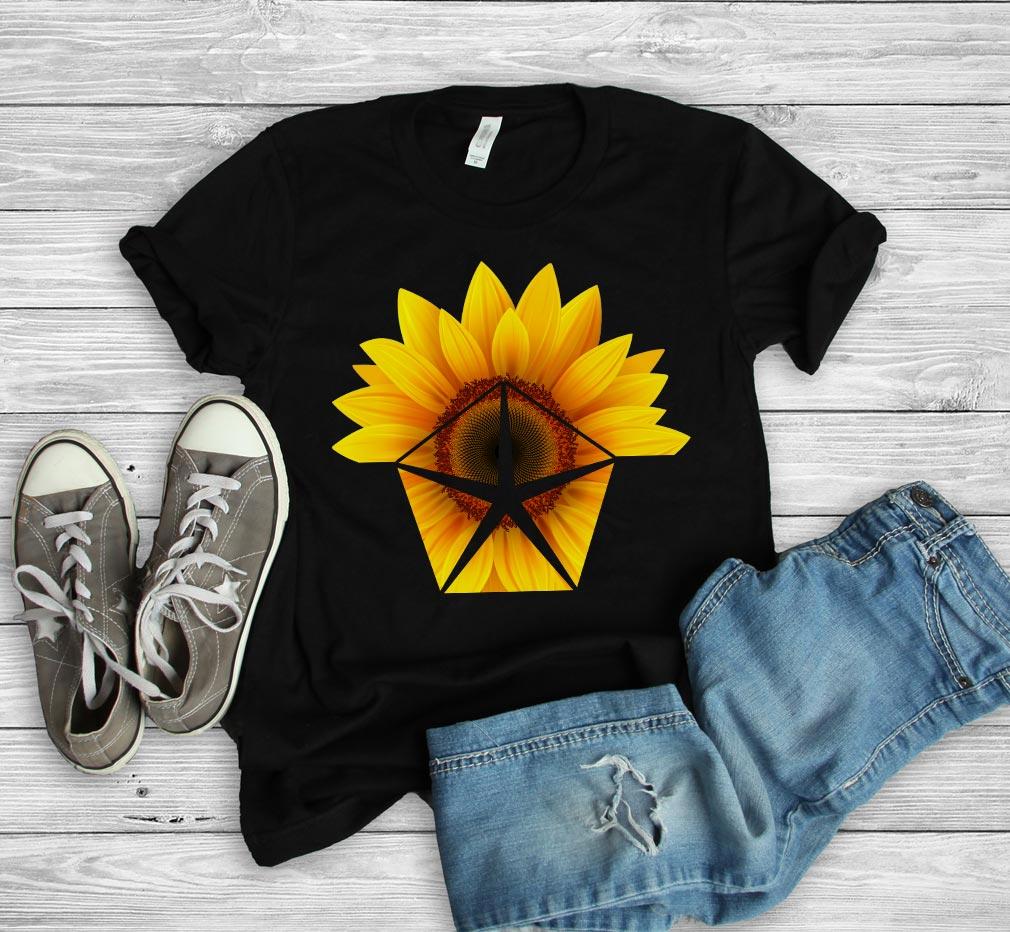 Sunflower Chrysler shirt