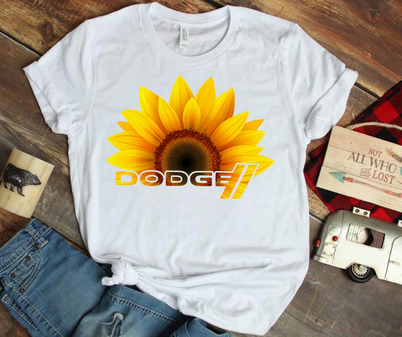 88388beec Sunflower Dodge shirt, hoodie, unisex tee | Myteashirts