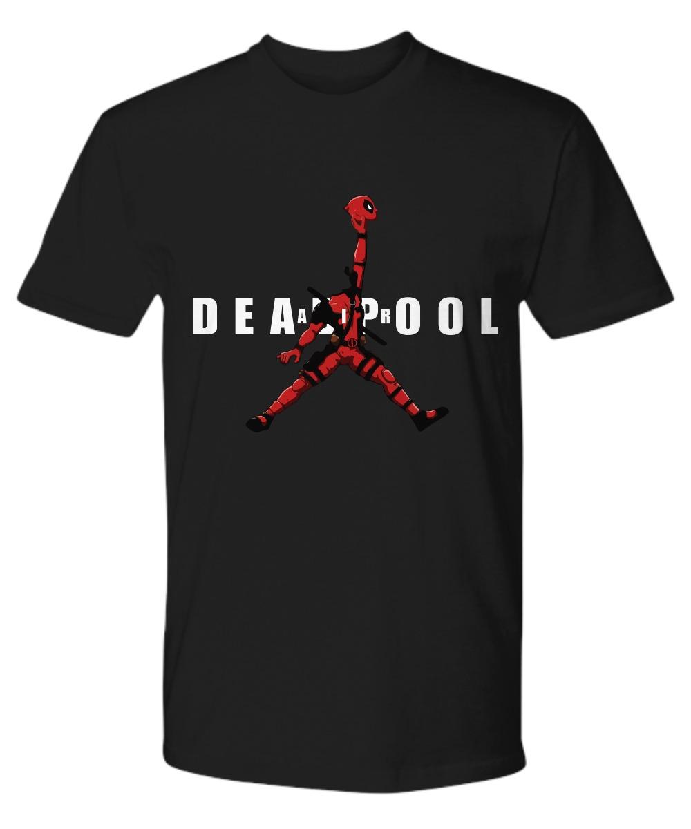 Deadpool jordan jumpman air shirt Premium Tee