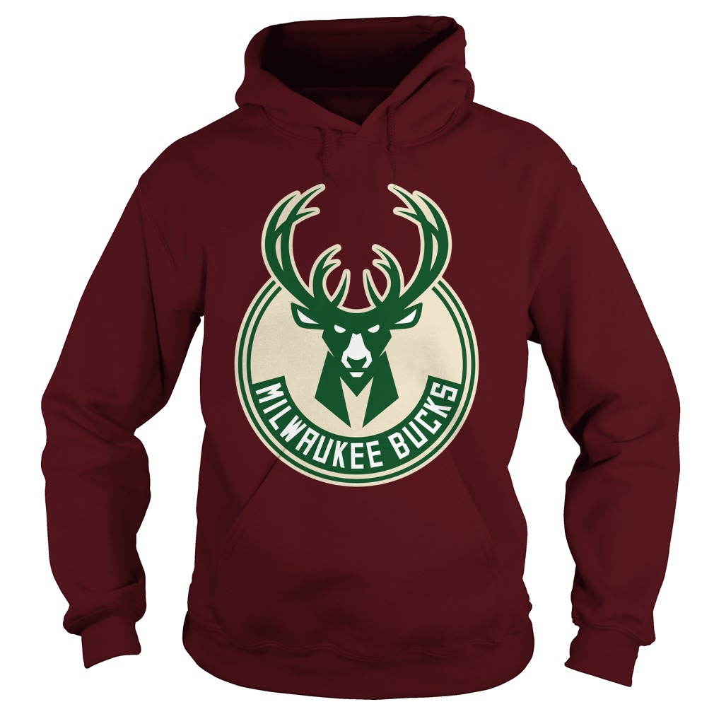 Deer milwaukee bucks shirt hoodie
