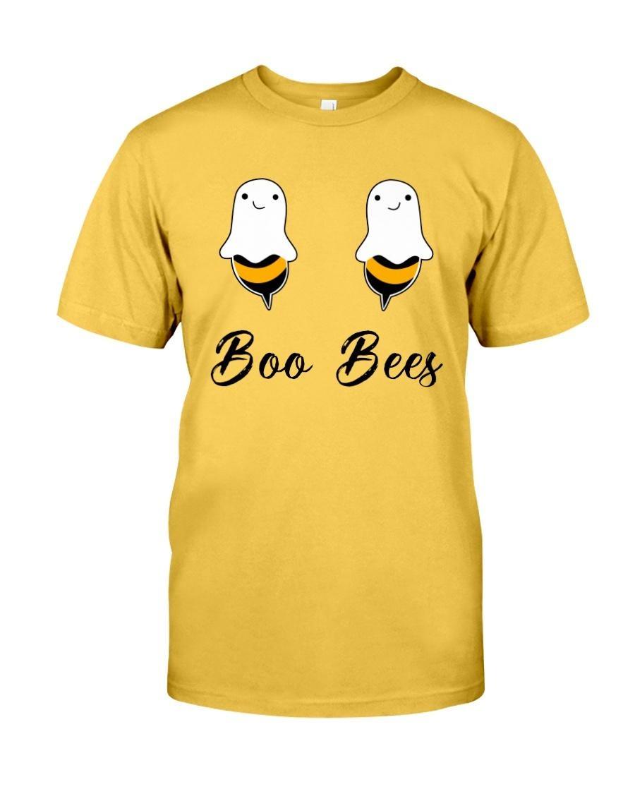 Boo Bees Couples Halloween shirt classic tee