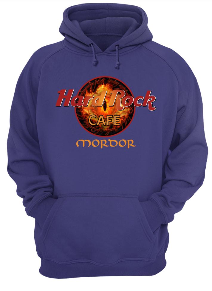 Hard Rock cafe moroor shirt unisex hoodie