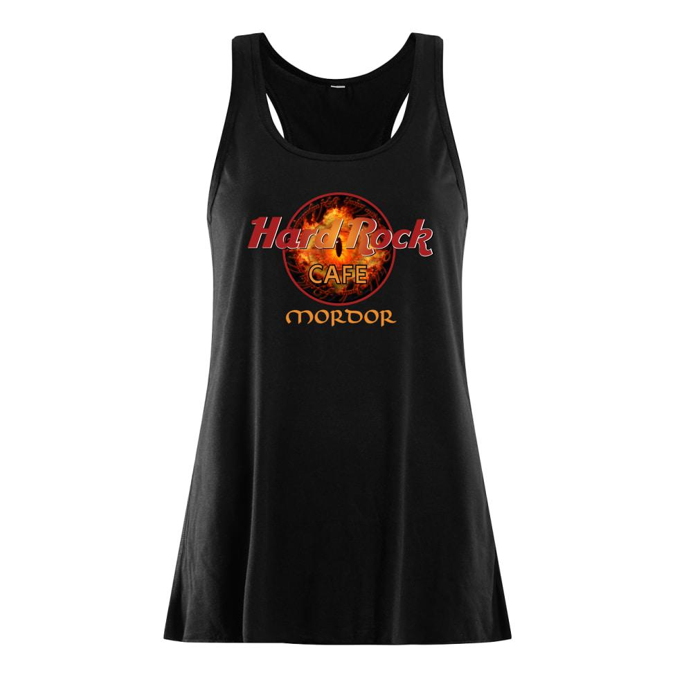 Hard Rock cafe moroor shirt women's flowy tank top