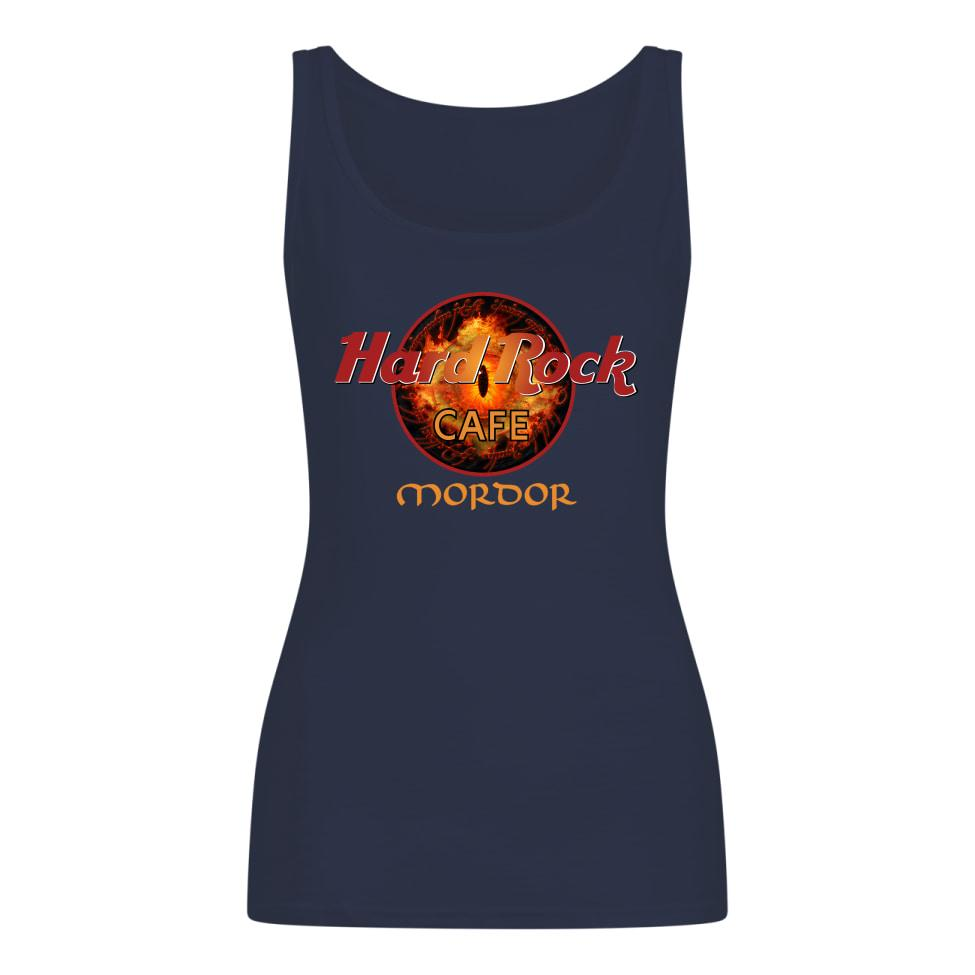 Hard Rock cafe moroor shirt women's tank top