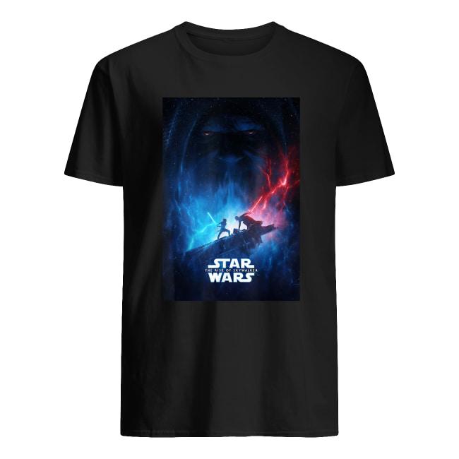 Star Wars The Rise of Skywalker Poster shirt classic men's t-shirt