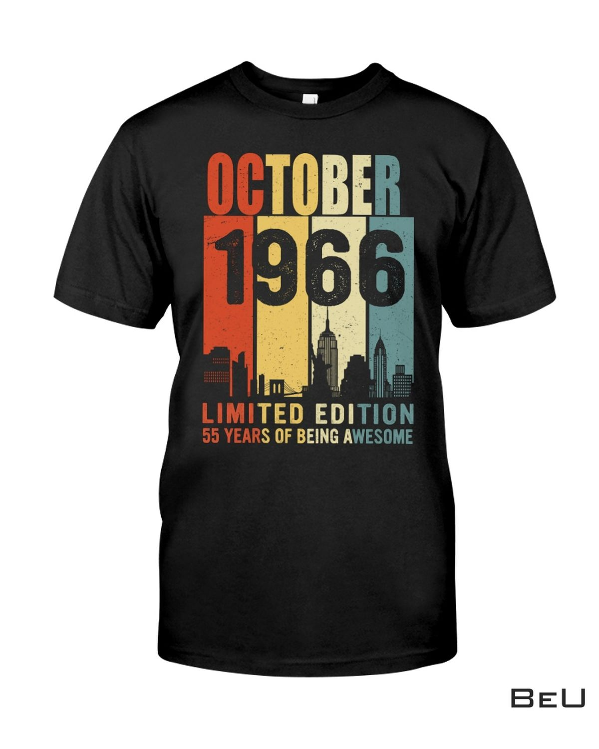 October 1966 Limited Edition Shirt